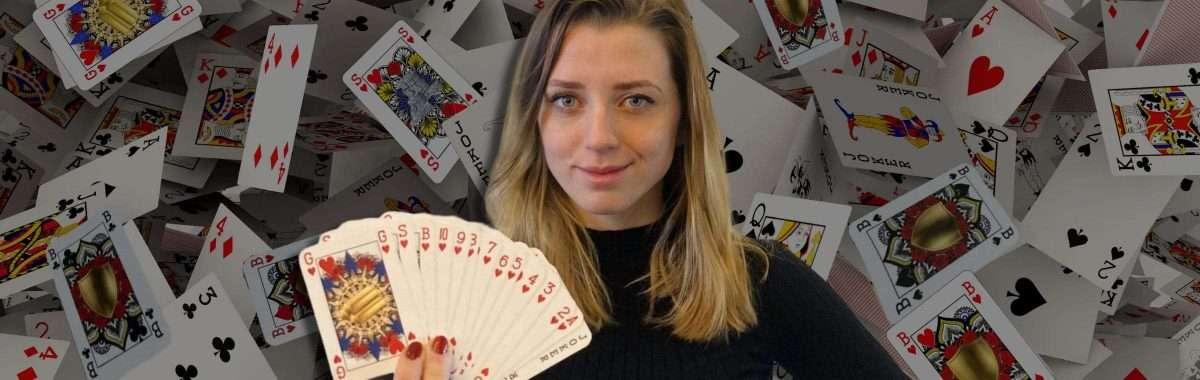 Interview: Indy Mellink ontwikkelde genderneutrale speelkaarten