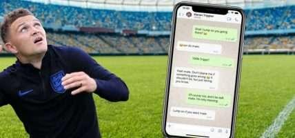 Kieran Trippier's plaatste tien weddenschappen op transfer, won €550
