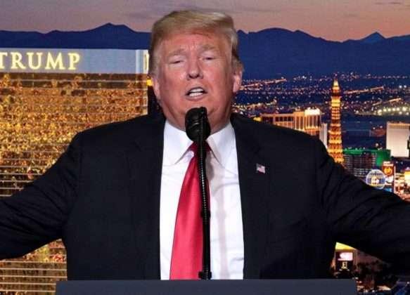 Las Vegas Trump Tower Donald Trump