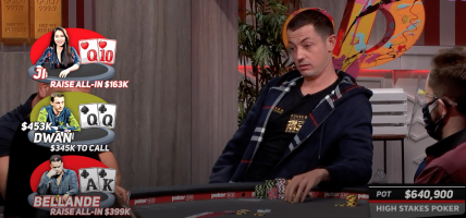 High Stakes Poker s08e05 seizoen 8 aflevering 5 $985.000 pot
