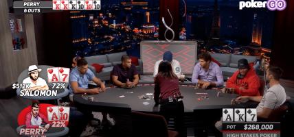 High Stakes Poker s08e06 aflevering 6 seizoen 8