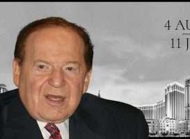 Casinoeigenaar Sheldon Adelson op 87-jarige leeftijd overleden