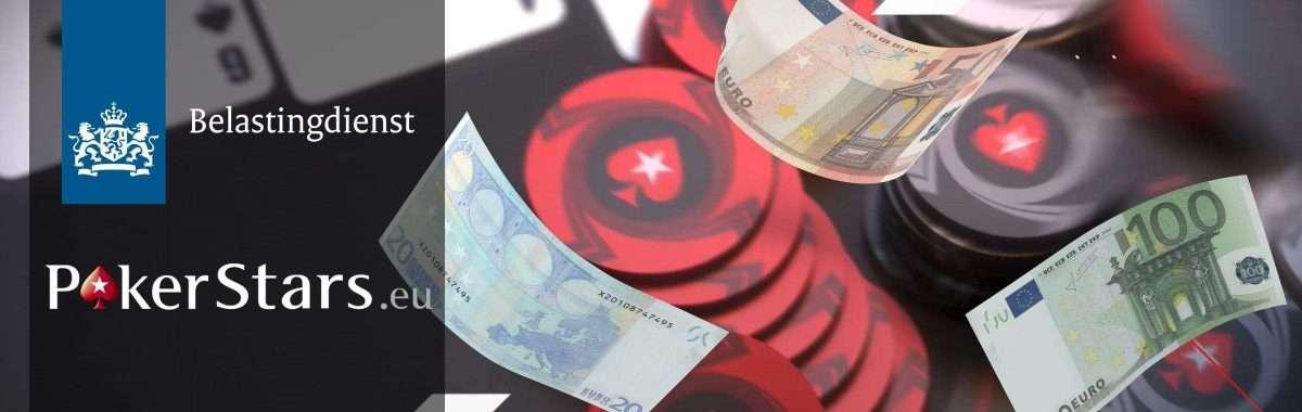Exclusief: Nederlanders krijgen Kansspelbelasting over PokerStars terug