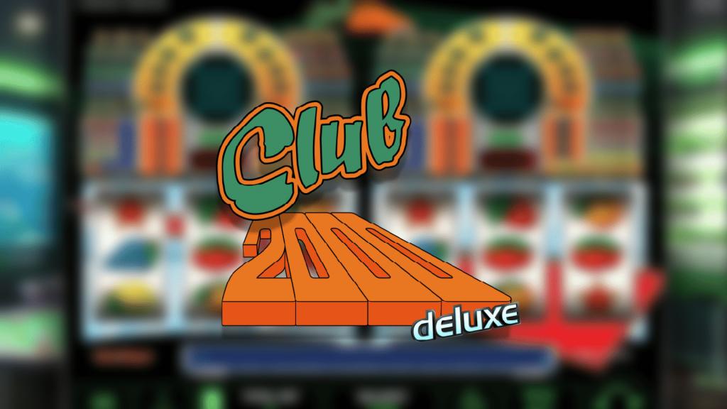 Club 2000 Deluxe logo via CasinoNieuws.nl