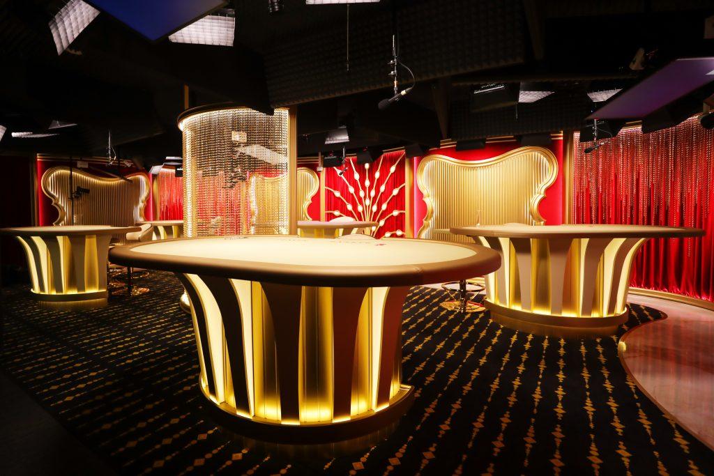 Evolution Live Casino Baccarat
