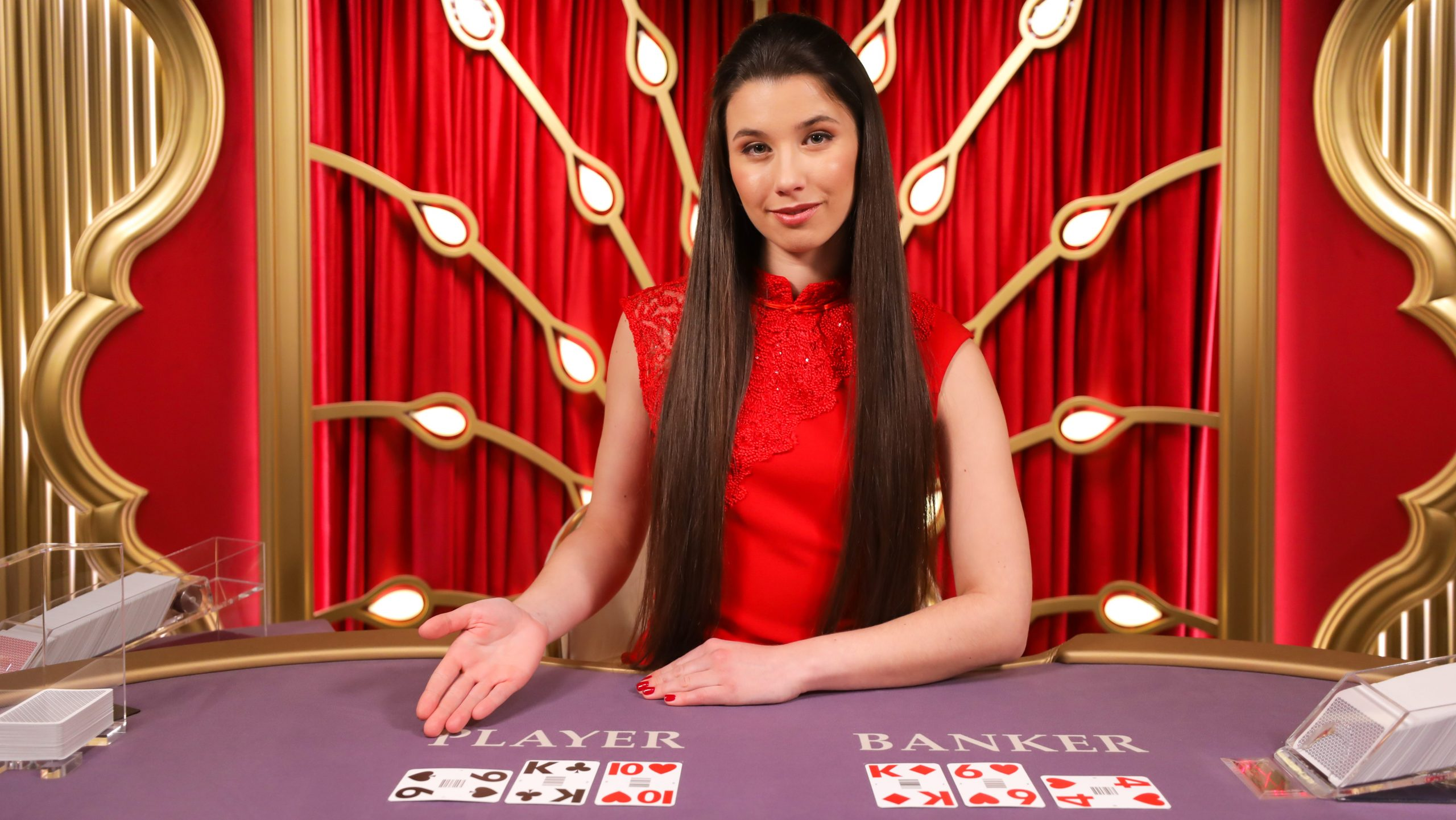 Evolution Live Casino Baccarat 2