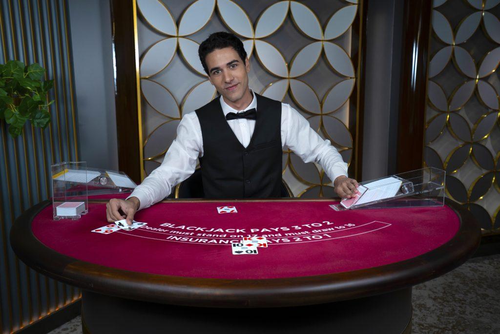Evolution Live Casino Blackjack Live