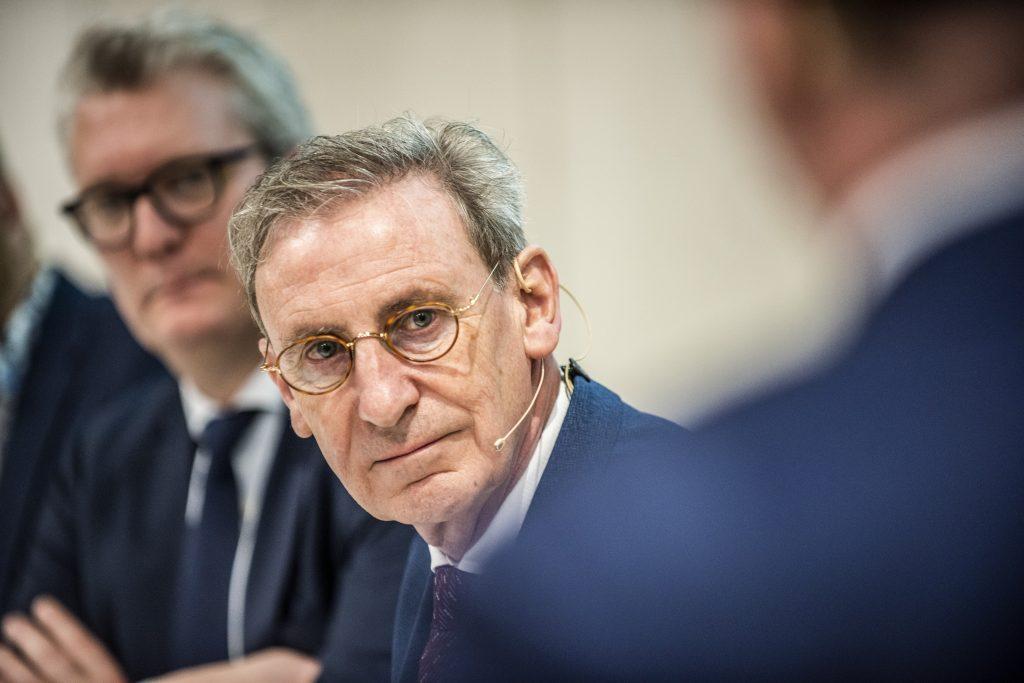 De voorzitter van de Kansspelautoriteit tijdens Gaming in Holland 2019