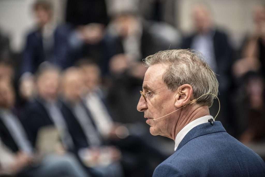 De voorzitter van de Kansspelautoriteit bij Gaming in Holland 2019