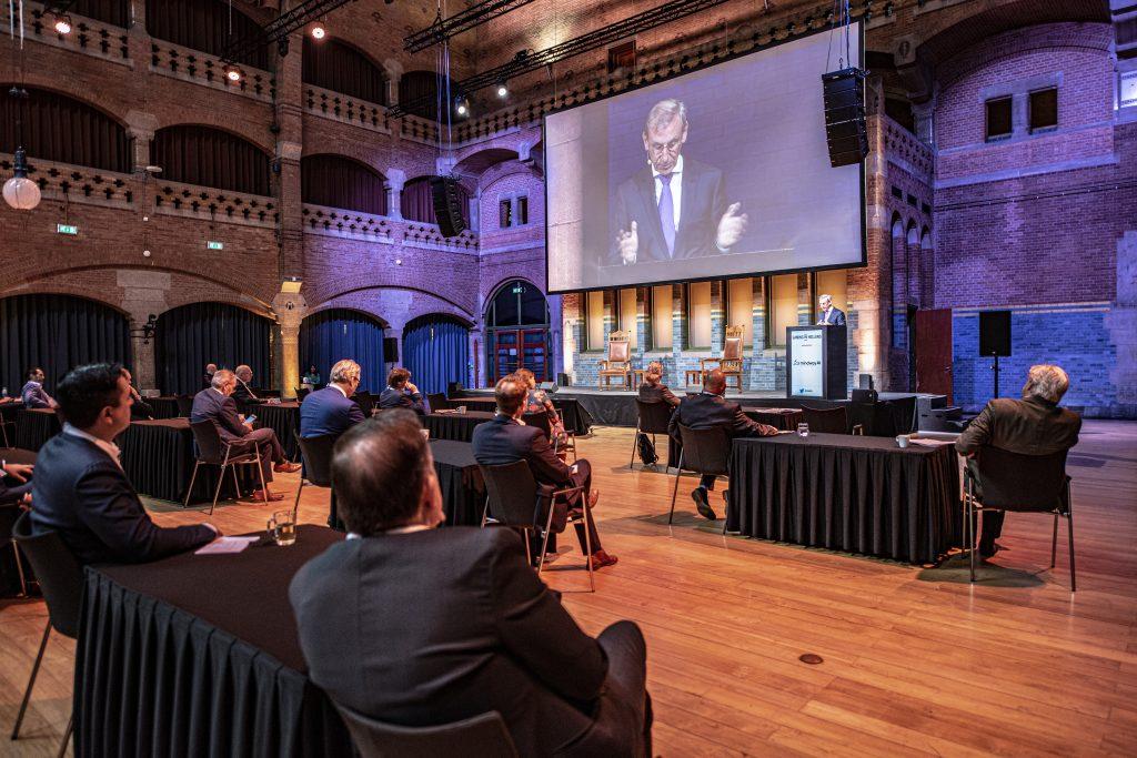 De voorzitter van de Kansspelautoriteit als keynote speaker bij Gaming in Holland 2020