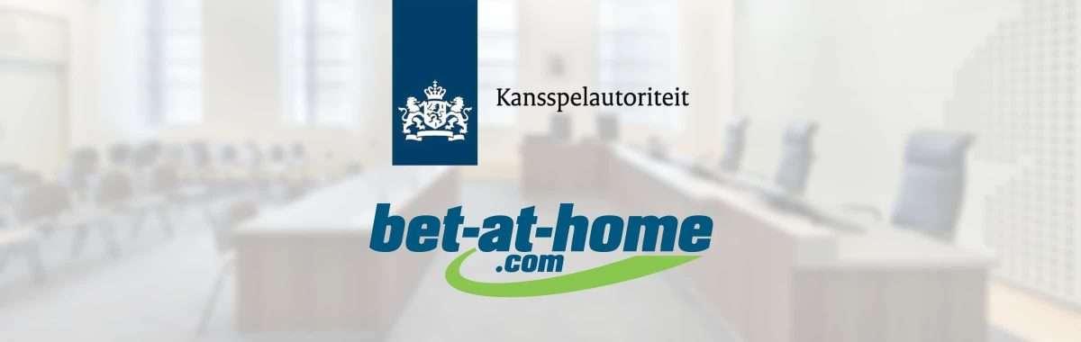 Kansspelautoriteit bet-at-home Raad van State
