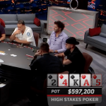 Michael Schwimer Bryn Kenney High Stakes Poker s08e08