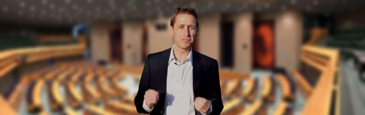 Michiel van Nispen (SP) Kamervragen over nepreclames Holland Casino en plannen Unibet