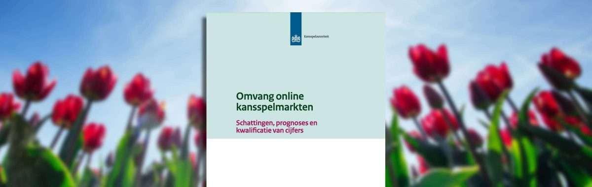 Ksa publiceert rapport met prognoses Nederlandse online kansspelmarkt