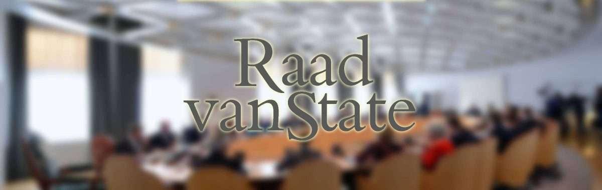 Raad van State advies Koa en reactie minister openbaar