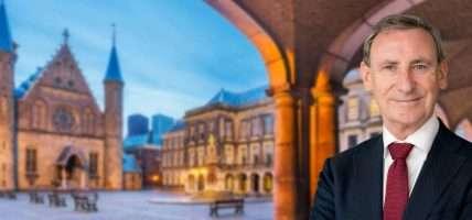 René Jansen voorzitter Kansspelautoriteit