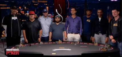 High Stakes Poker seizoen 8 aflevering 9 (HSP so08e09)
