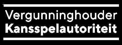 Woordmerk Kansspelautoriteit (doorzichtig in wit door CasinoNieuws.nl)