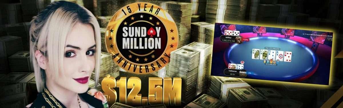Vanessa Kade Sunday Million