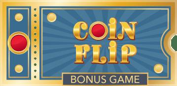 Coin Flip bonusgame Crazy Time