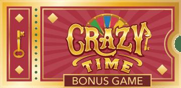 Crazy Time is dé bonusgame Crazy Time