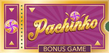 Pachinko bonusgame Crazy Time