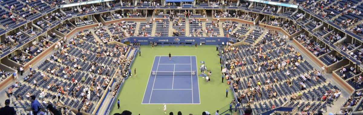 Tennis Stadion