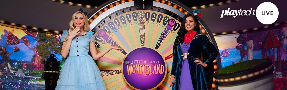 Adventures Beyond Wonderland Live