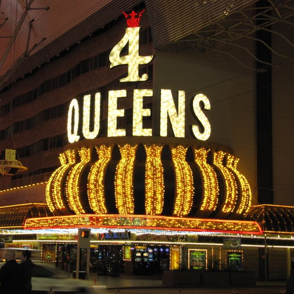 4 Queens Las Vegas