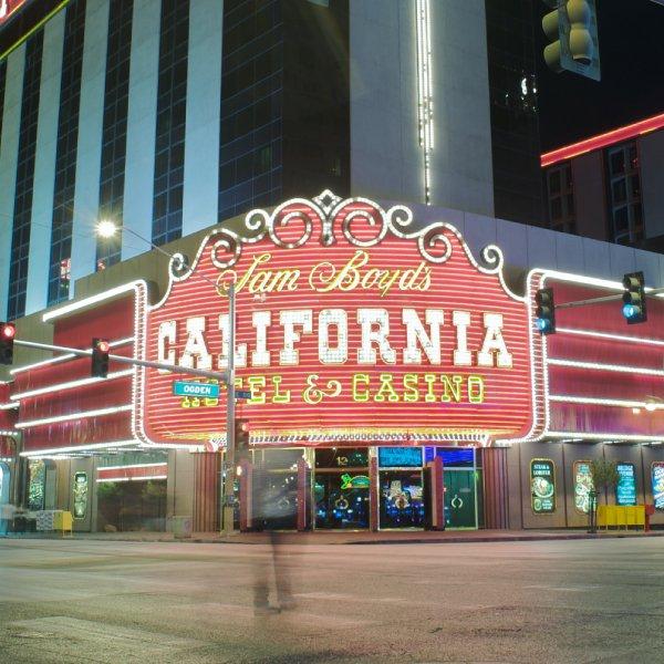 California Hotel & Casino Las Vegas