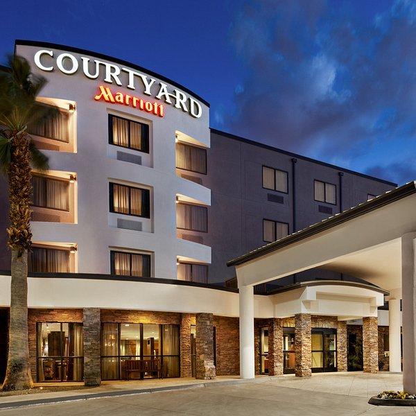 Als je off-strip Las Vegas niet erg vindt, is de Courtyard Las Vegas South lang geen gekke optie.