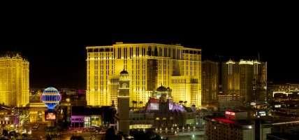 Las Vegas Strip panorama (foto door Matthew Field photography.mattfield.com via wikimedia)