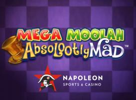 Mega Moolah Napoleon