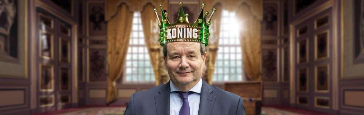 Koning TOTO Hans Vijlbrief