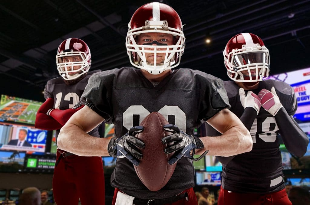Wedden op NFL wedden op American Football lead banner via CasinoNieuws.nl