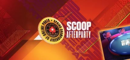 urwijn69 eindigt als derde in SCOOP Afterparty