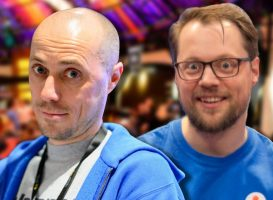 PokerCity Lars Smeets Pieter Salet