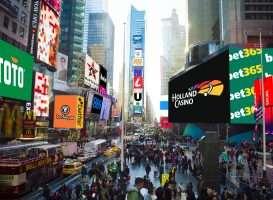 Reclame gokbedrijven in Nederland