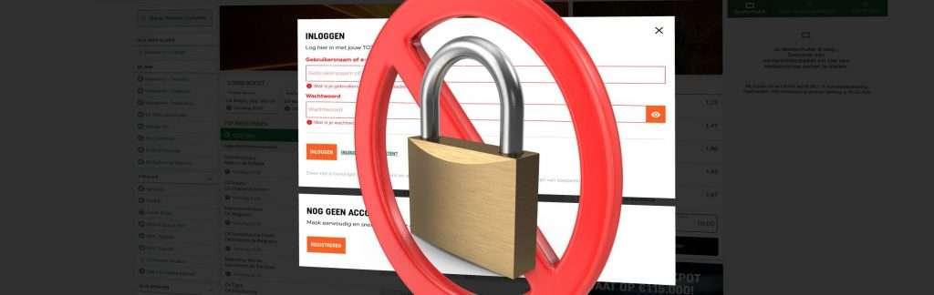 Account geblokkeerd online casino