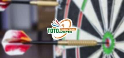 TOTO Dutch Open Darts