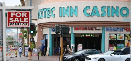 Aztec Inn Las Vegas strip boulevard casino motel kopen