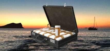 Ibiza pokerspeler drugs