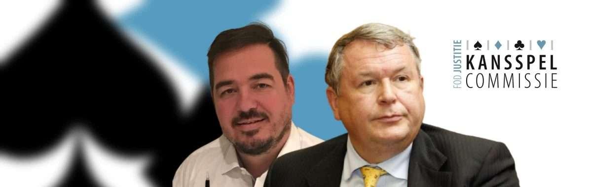 Kansspelcommissie Etienne Marique Peter Naessens