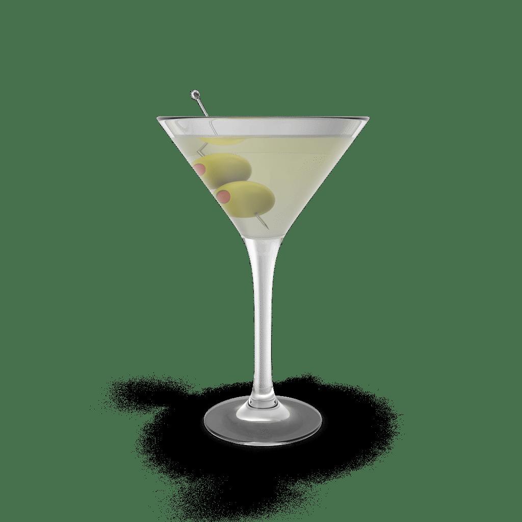Martini gratis drinken in Las Vegas