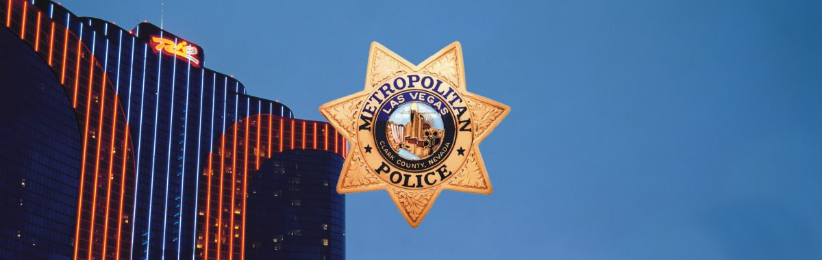 Rio All-Suite Hotel and Casino Las Vegas Police Department LVPD LVMPD