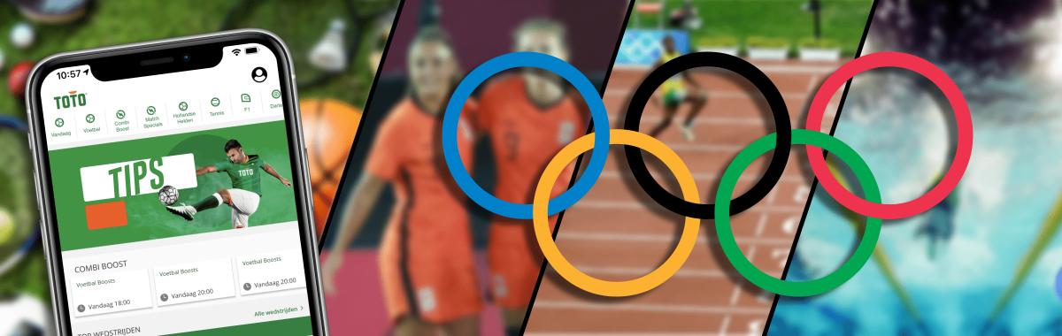 TOTO Tips Olympische Spelen 2021 Tokyo-1