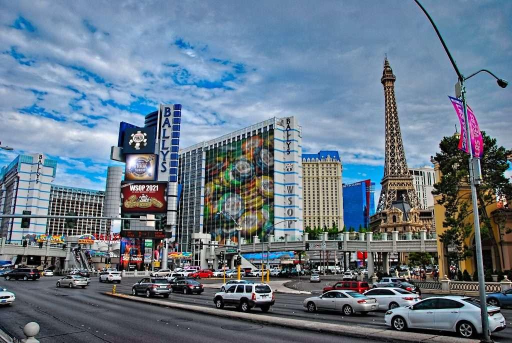 WSOP in Bally's Horseshoe Las Vegas