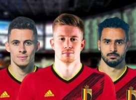 België gokken gokkers EURO 2020
