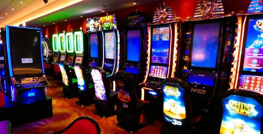 Holland Casino Venlo gokkasten