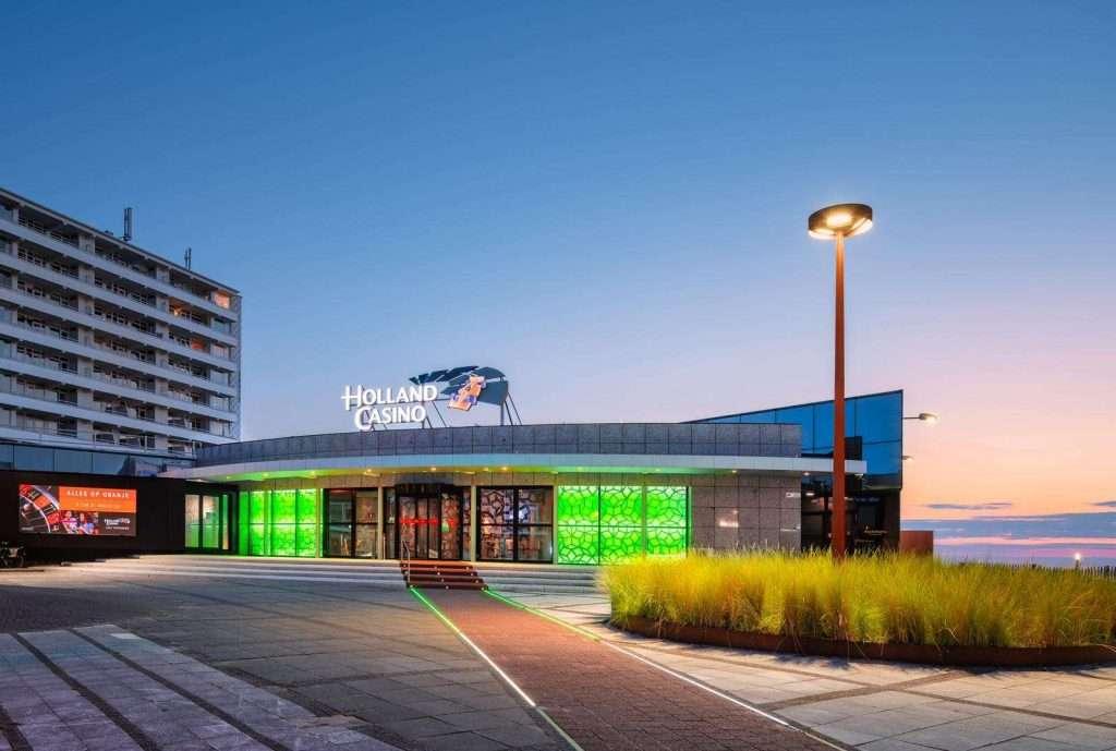 Holland Casino Zandvoort Dutch Grand Prix Formule 1